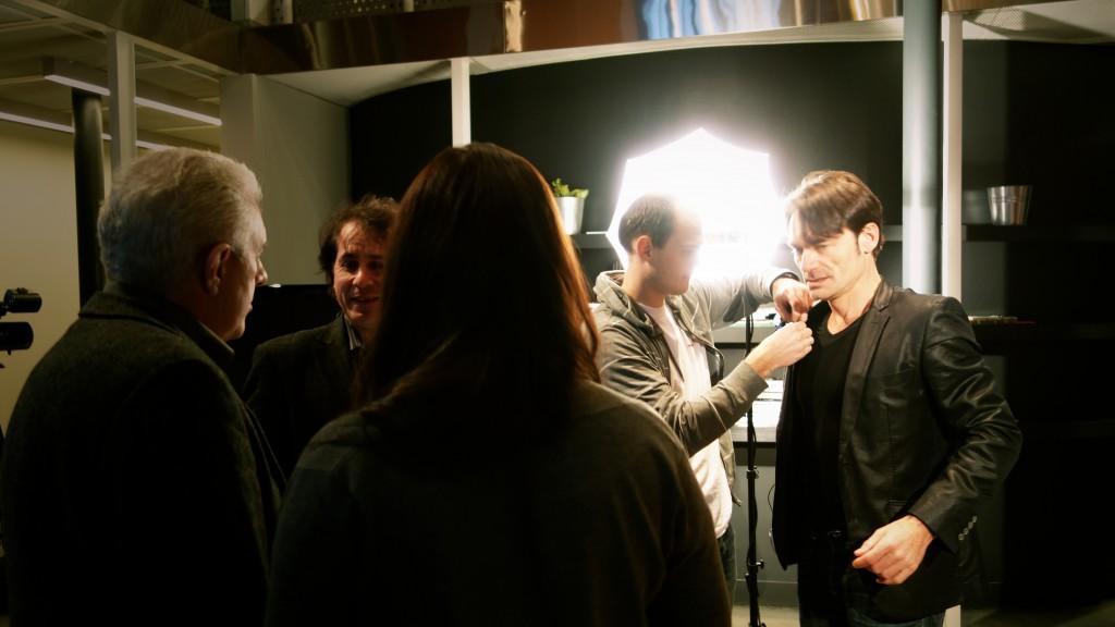 Interview mit Stefan Weinert für den Moskauer Docfilm Channel.