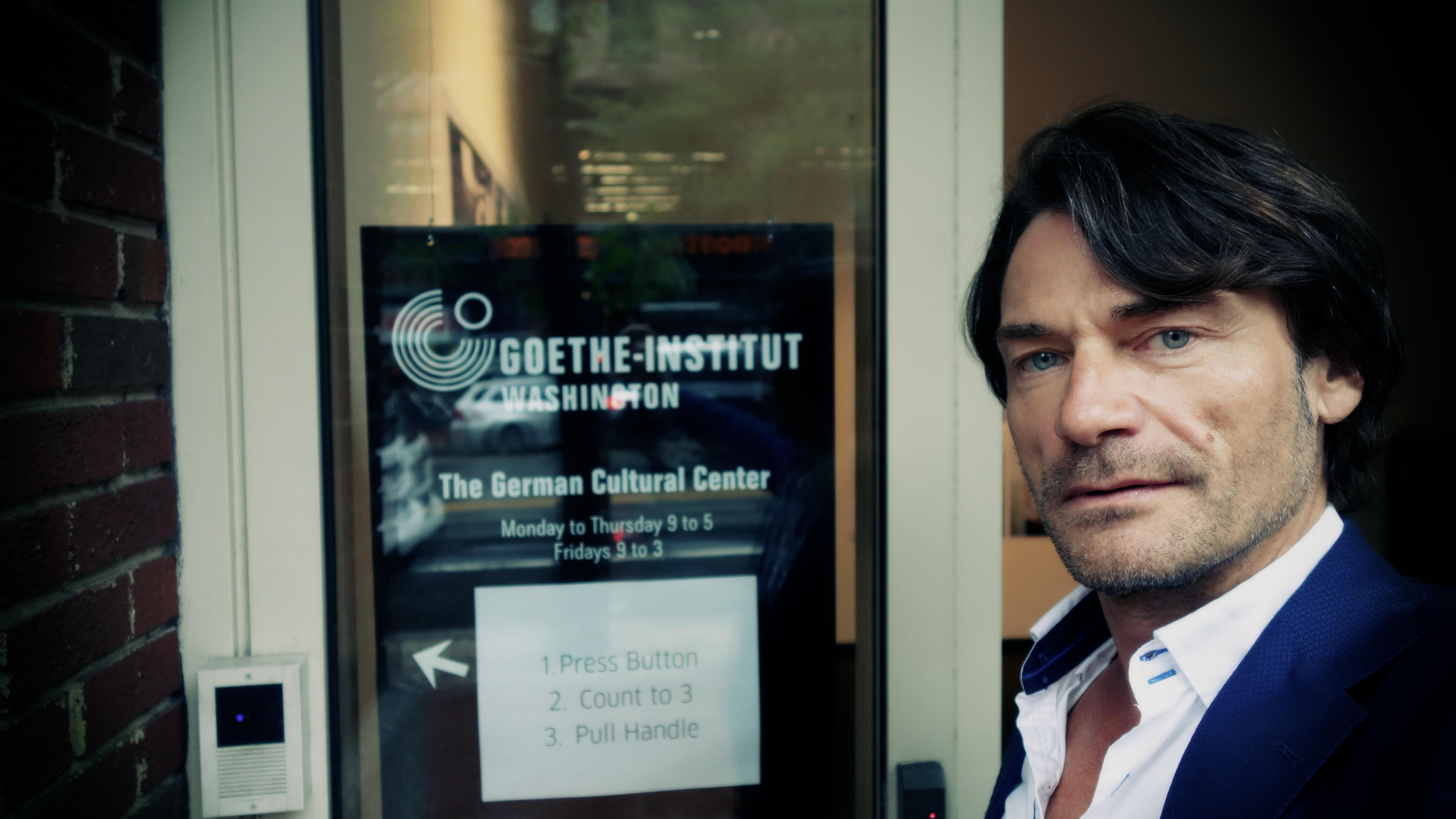 Stefan Weinert Geothe-Institut Washington DC