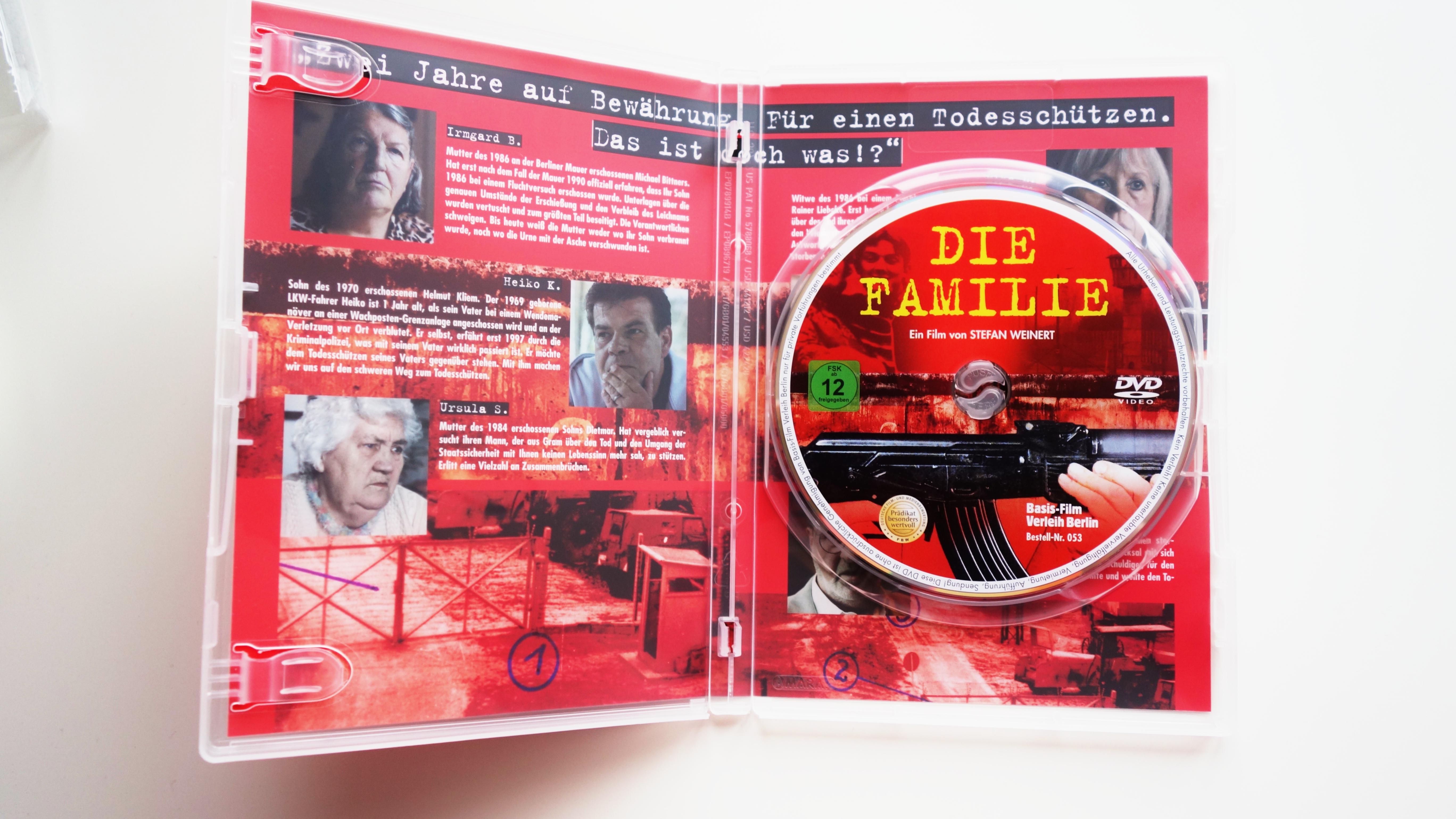 DIE FAMILIE DVD STEFAN WEINERT 3
